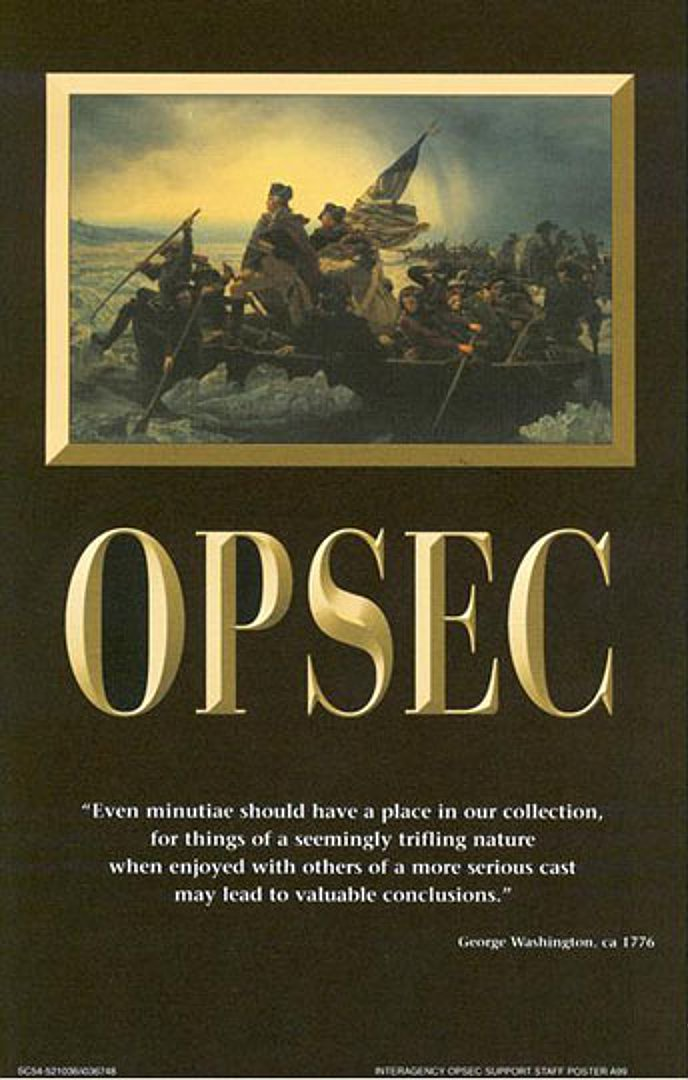 Sprezzatech Blog 000c Opsec Or What Can You Infer